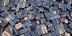 wat is de betekenis van dyslexie uitgebeeld door letters die door elkaar liggen